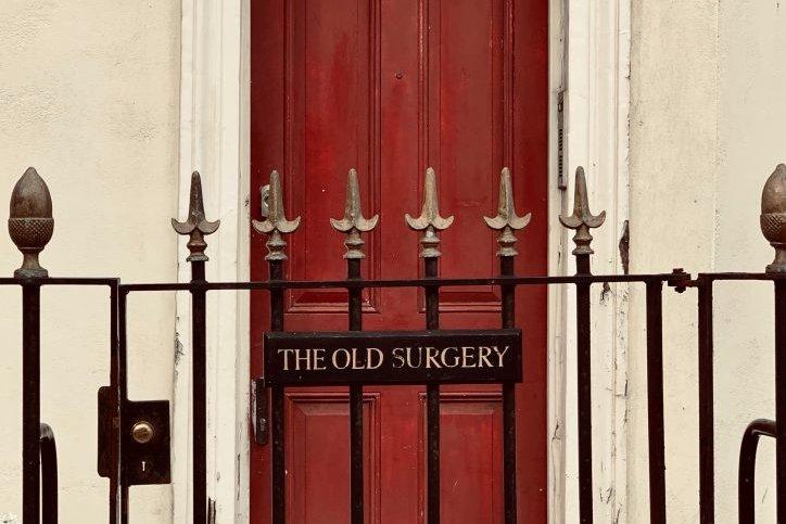 the door to healthcare advocy